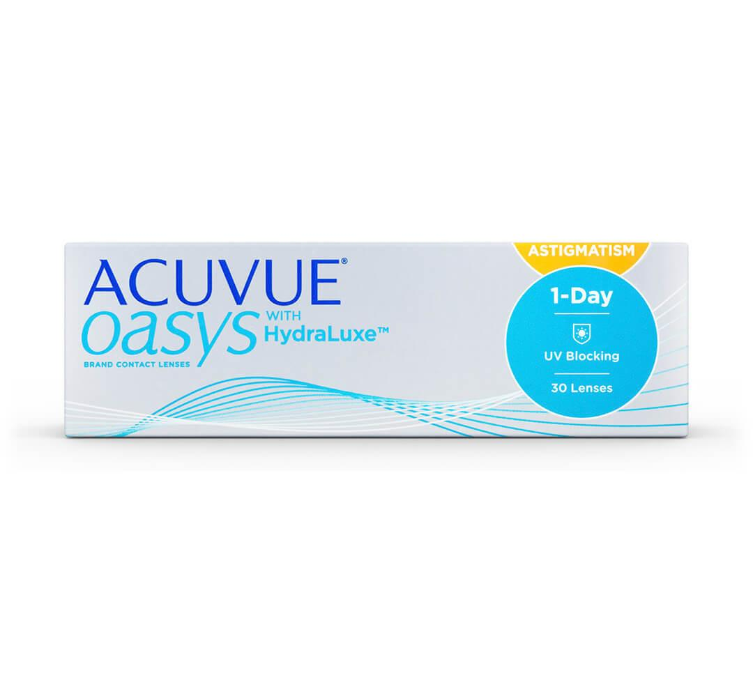 ACUVUE® OASYS® 1 DAY FOR ASTIGMATISM 8.80
