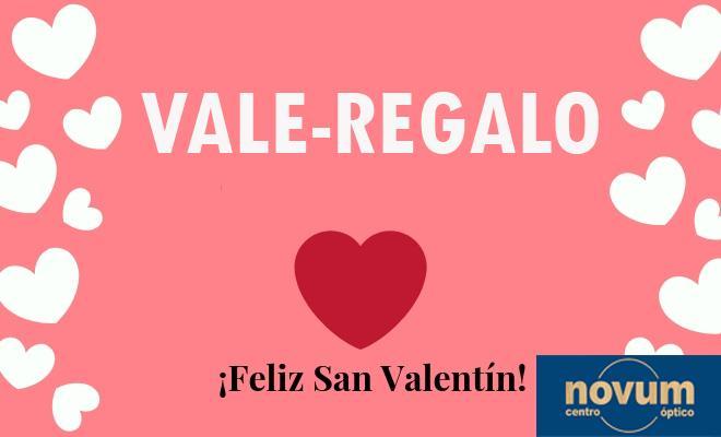 VALE-REGALO SAN VALENTÍN