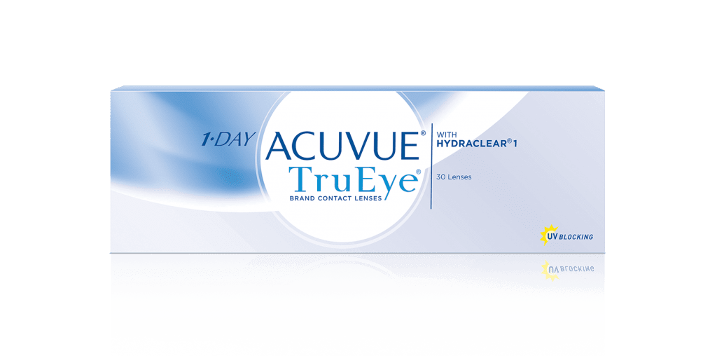 1•DAY ACUVUE® TruEye®  8.50