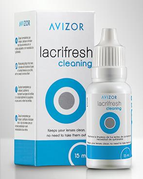 AVIZOR LACRIFRESH CLEANING 15ML