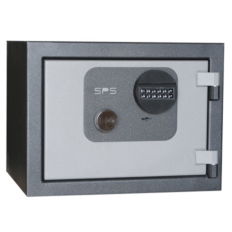 Armero SEG350 cerradura llave y electrónica