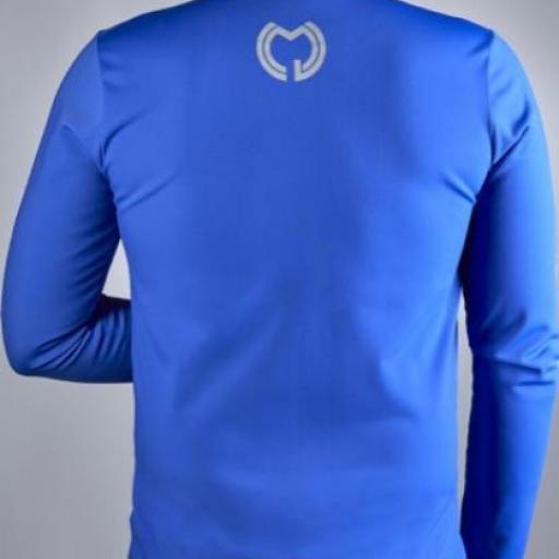 Camiseta Hidro Hombre Azul [1]