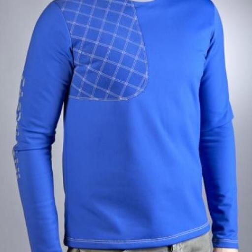 Camiseta Hidro Hombre Azul