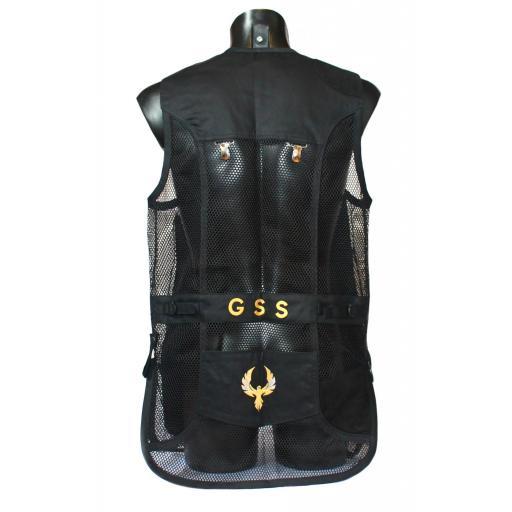 Chaleco GSS INVICTUS (Negro) [1]