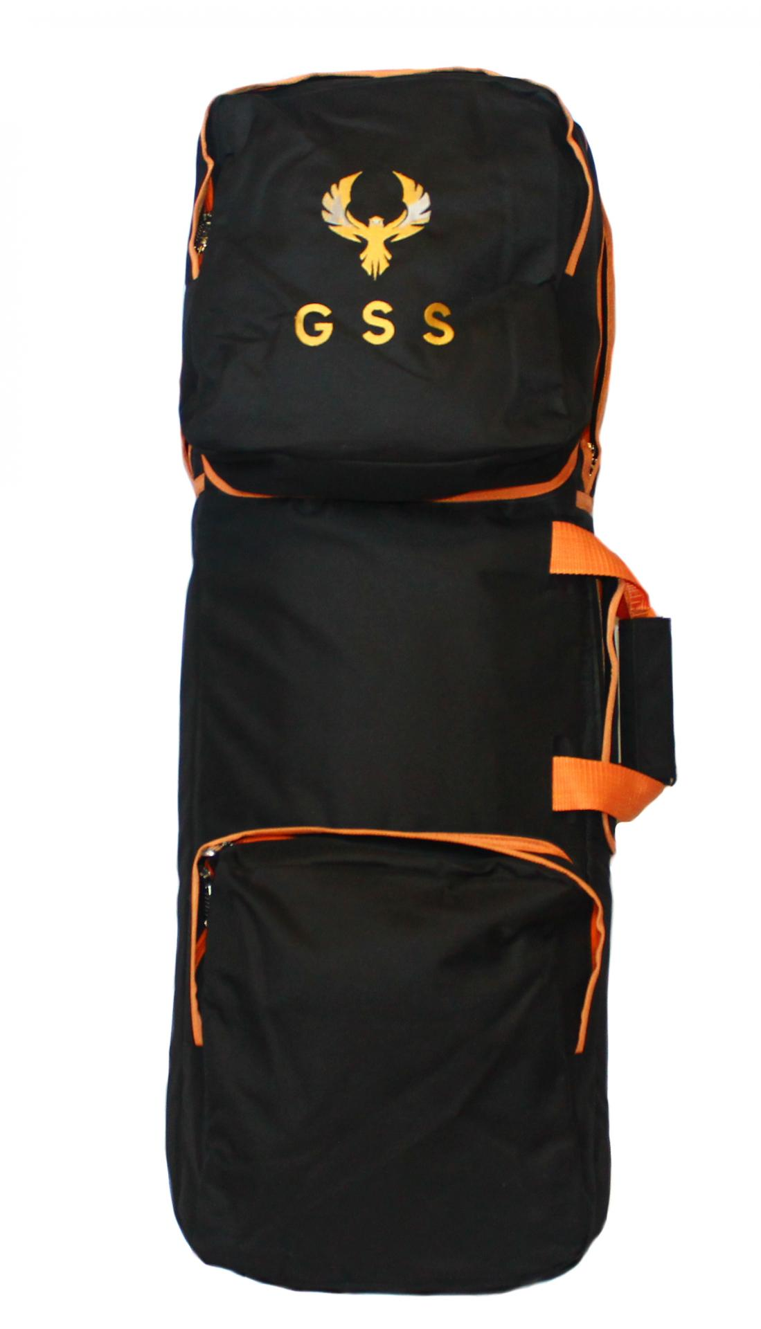 Bolsa de Transporte para Escopeta Naranja y Negro