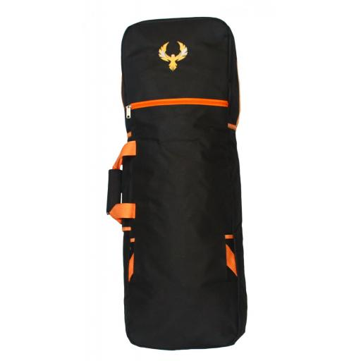 Bolsa de Transporte para Escopeta Naranja y Negro [1]