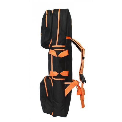 Bolsa de Transporte para Escopeta Naranja y Negro [2]