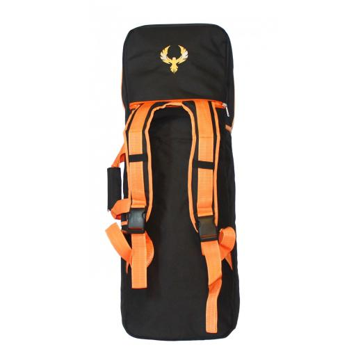 Bolsa de Transporte para Escopeta Naranja y Negro [3]