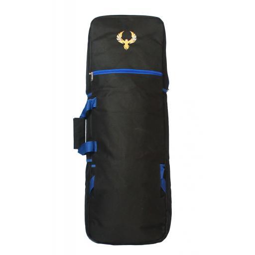 Bolsa de Transporte para Escopeta Negra y Azul [1]
