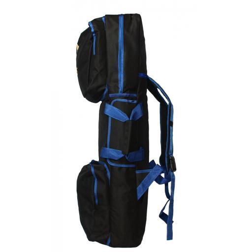 Bolsa de Transporte para Escopeta Negra y Azul [2]