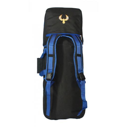 Bolsa de Transporte para Escopeta Negra y Azul [3]