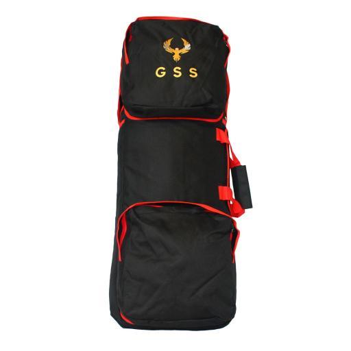 Bolsa de Transporte para Escopeta Rojo y Negro