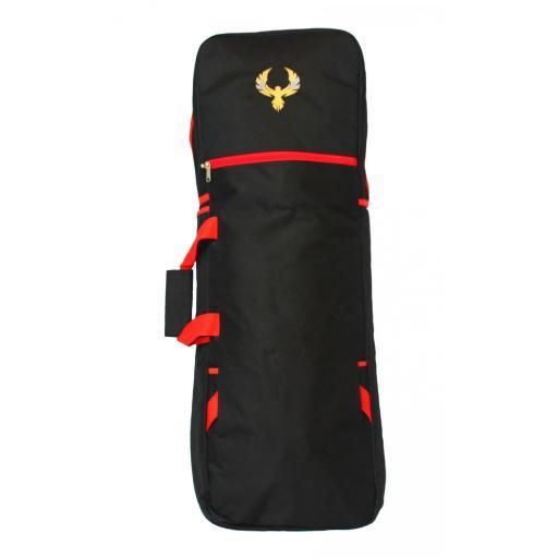 Bolsa de Transporte para Escopeta Rojo y Negro [1]