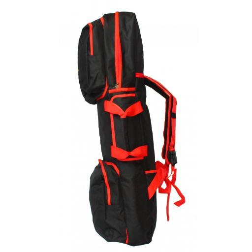Bolsa de Transporte para Escopeta Rojo y Negro [2]