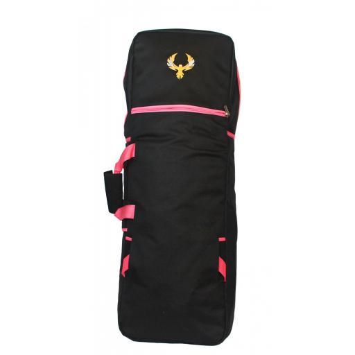 Bolsa de Transporte para Escopeta Rosa y Negra [1]