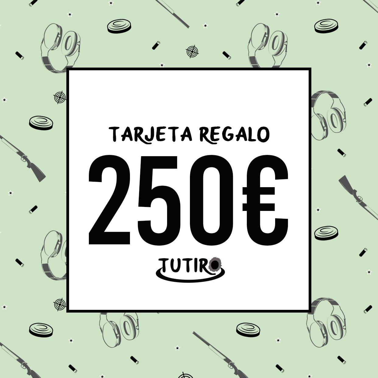 Tarjeta Regalo 250€
