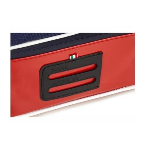 Bolsa de Tiro Sport (Blanco / Rojo / Azul) [2]