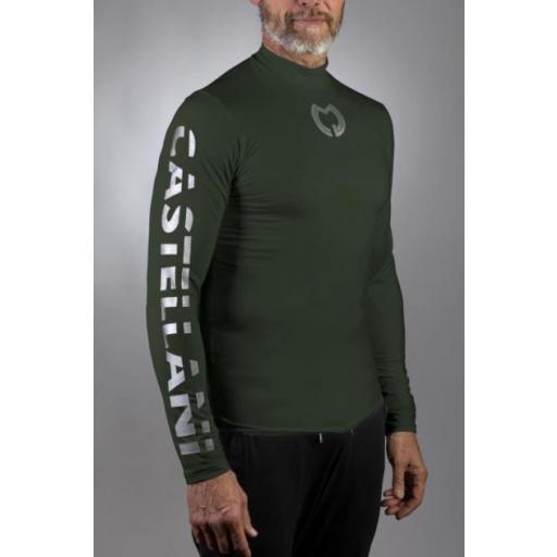Camiseta Térmica Verde [0]