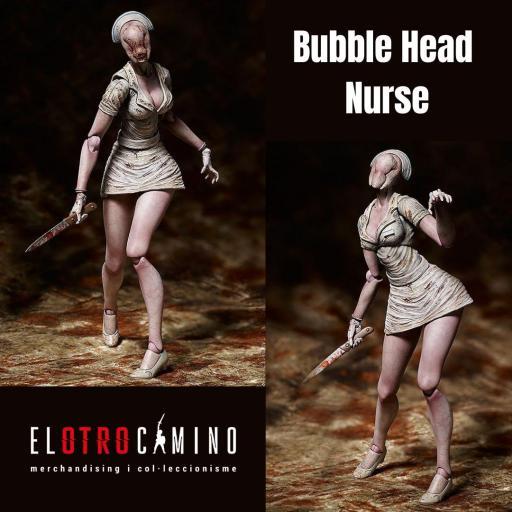 Figura Articulada Figma Silent Hill 2 Bubble Head Nurse 15 cm