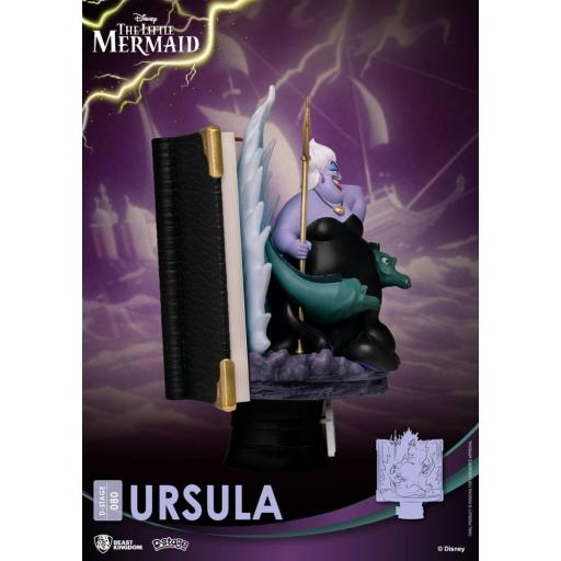 Diorama Beast Kingdom Disney D-Stage Story Book Series Ursula 15 cm [1]