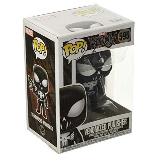 Figura Funko Pop! Marvel Venom Punisher serie 3 [2]