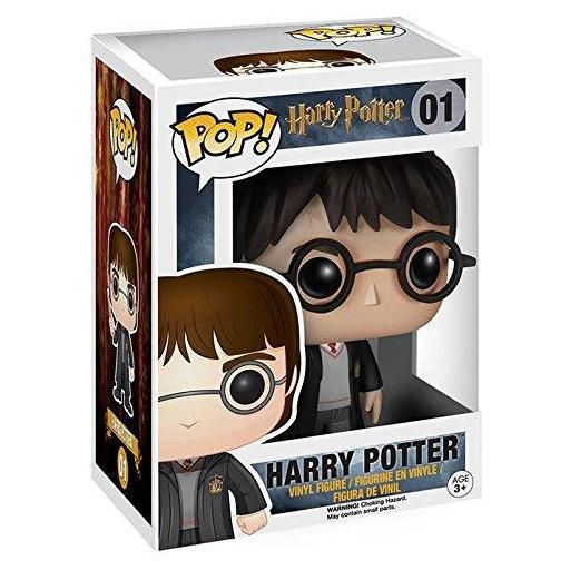 Figura Funko Pop! Harry Potter Harry  [2]