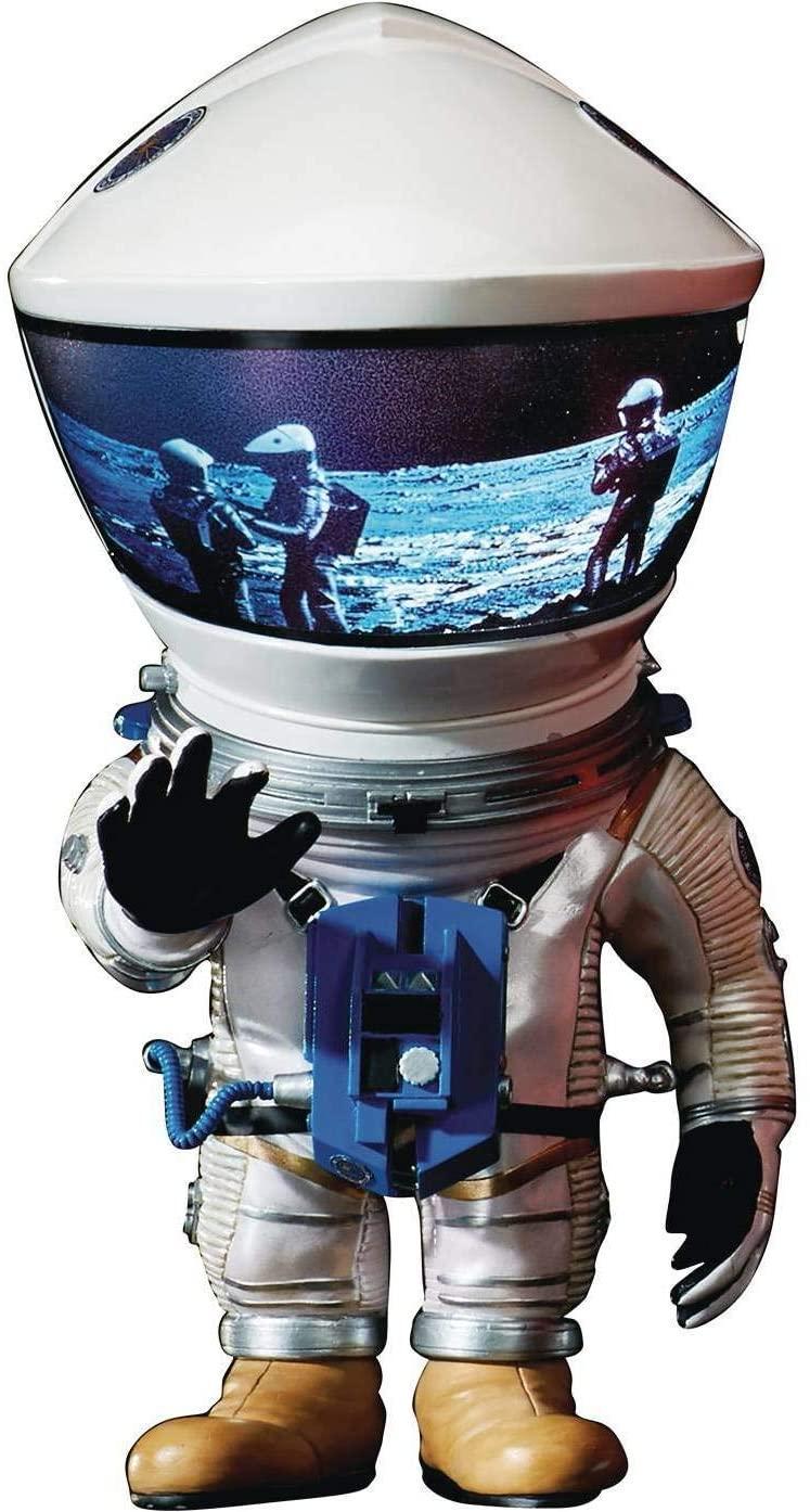 Estatua Star Ace Toys Deforeal 2001 A Space Odyssey Discovery Astronauts Silver Ver.  15 cm
