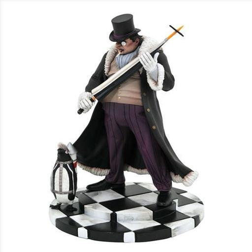 Estatua Diamond Select DC Comics Batman Penguin 23 cm [1]
