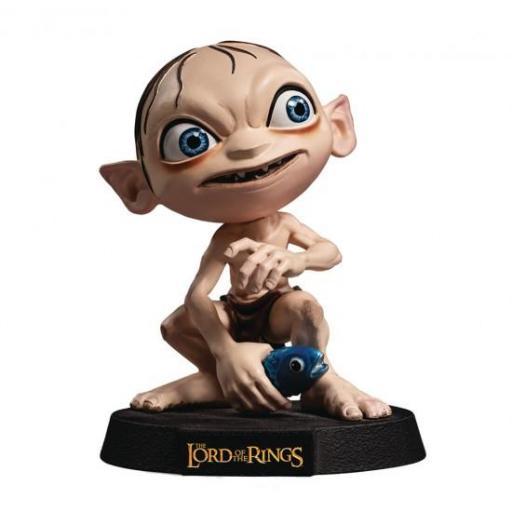 Figura Mini Co. El Señor De Los Anillos Gollum 10 cm
