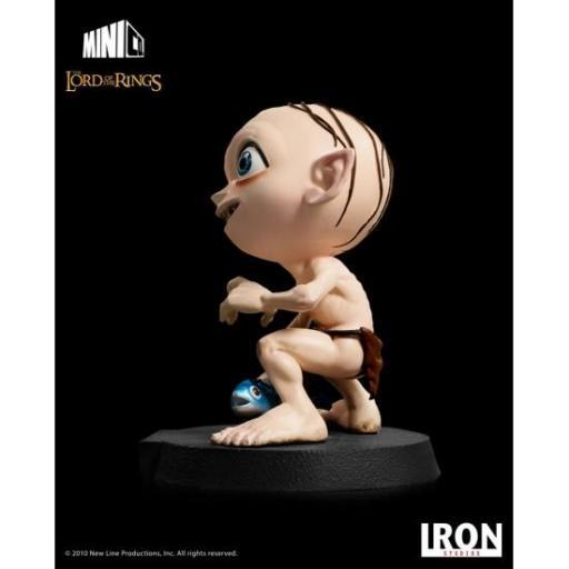 Figura Mini Co. El Señor De Los Anillos Gollum 10 cm [1]