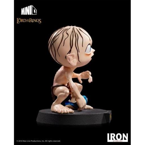 Figura Mini Co. El Señor De Los Anillos Gollum 10 cm [2]