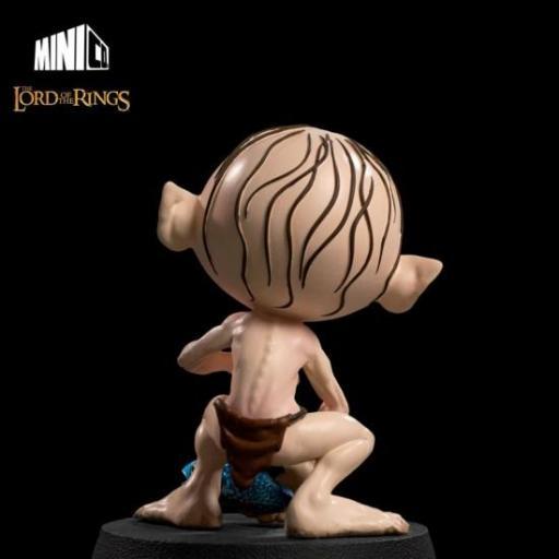Figura Mini Co. El Señor De Los Anillos Gollum 10 cm [3]