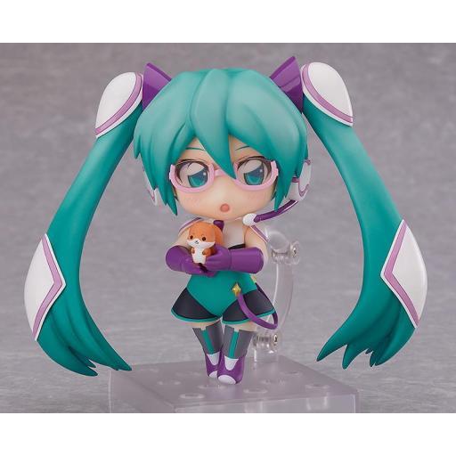 Figura Nendoroid Vocaloid Miku Hatsune Shinkansen Henkei Robo Shinkalion 10 cm [1]