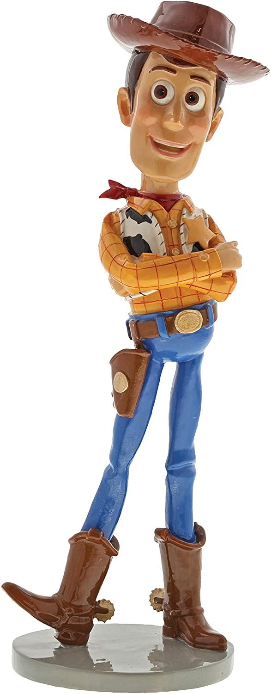 Estatua Enesco Disney Toy Story Woody 21 cm