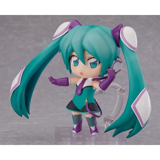 Figura Nendoroid Vocaloid Miku Hatsune Shinkansen Henkei Robo Shinkalion 10 cm