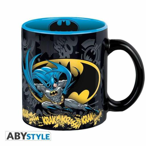 TAZA DC BATMAN ACTION