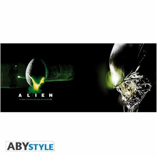 Taza Alien In Space [2]