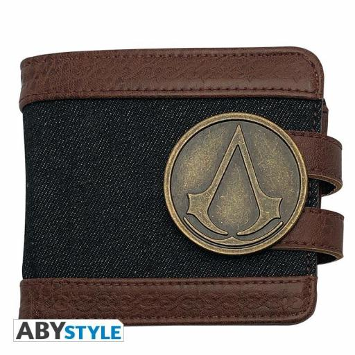 CARTERA PREMIUIM ASSASIN'S CREED
