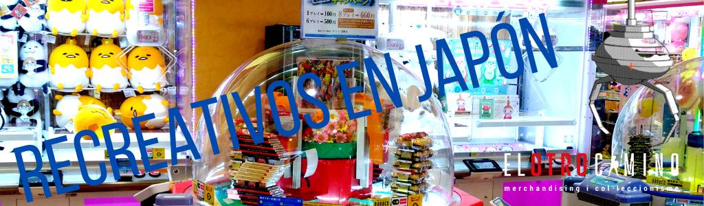 Recreativos en Japón