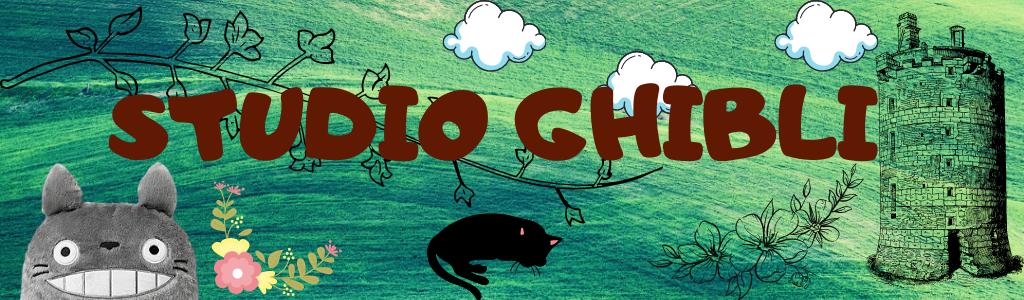 Naturaleza, fantasía y valores profundos : Studio Ghibli