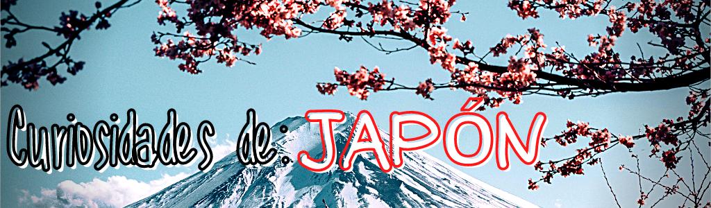 Curiosidades de: Japón 1