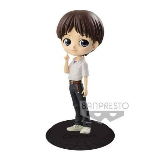 FIGURA QPOSKET EVANGELION MOVIE SHINJI IKARI  VER B