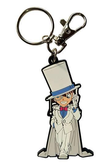 Llavero Caucho Detective Conan Magic Kaito Kid: The Phantom Thief 7 cm