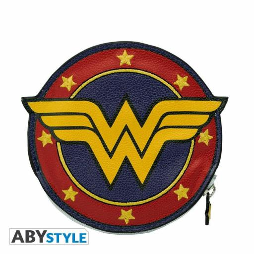 Monedero Porta Monedas Wonder Woman