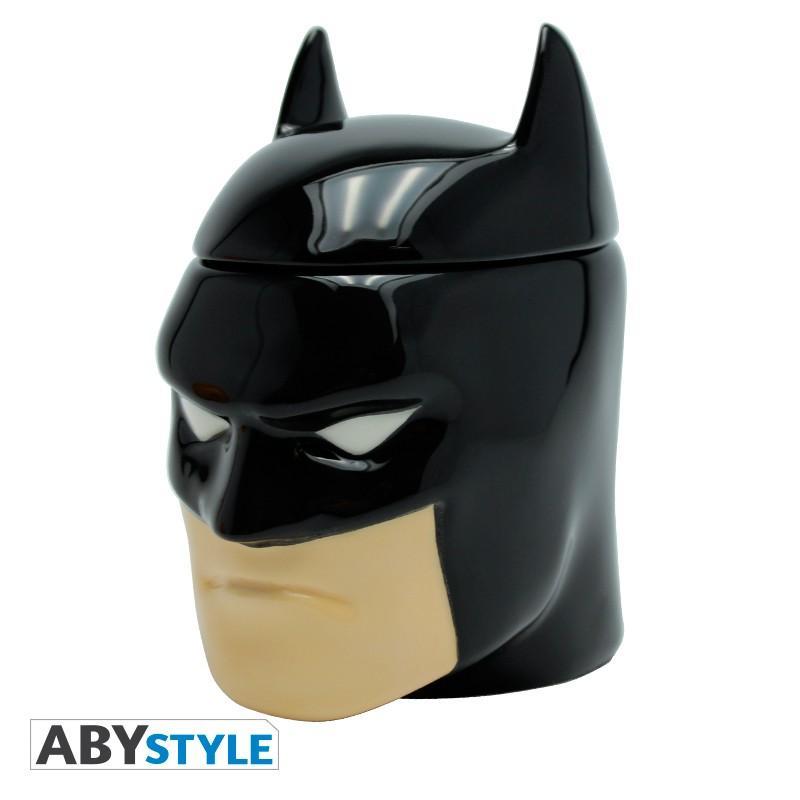 Taza 3D Batman Face
