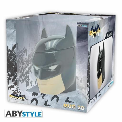 Taza 3D Batman Face [3]