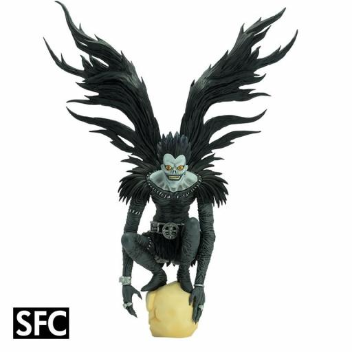 ESTATUA ABYSTYLE DEATH NOTE RYUK 30CM