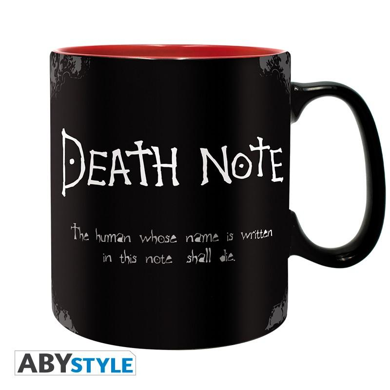 Taza Death Note Ryuk Mate