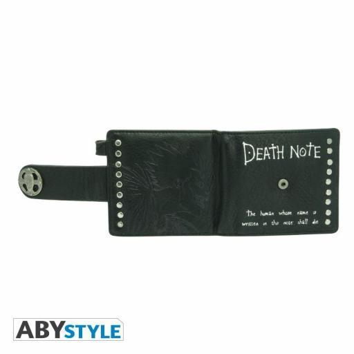 Cartera Premium Death Note Ryuk [1]