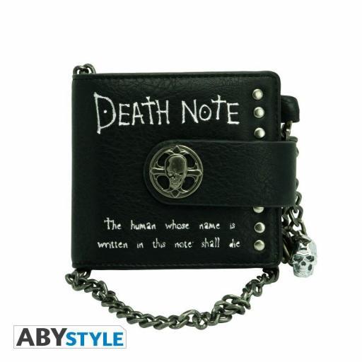 Cartera Premium Death Note Ryuk